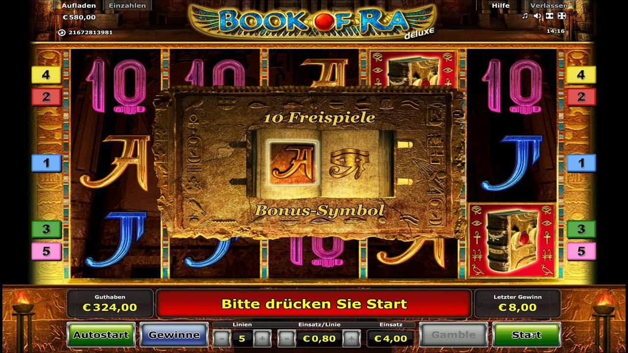 online casino neu bock of ra