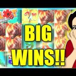 GETTING THE  SLOT WIN AT THE CASINO! MAX BET SLOT BONUS ♦ AWESOME!