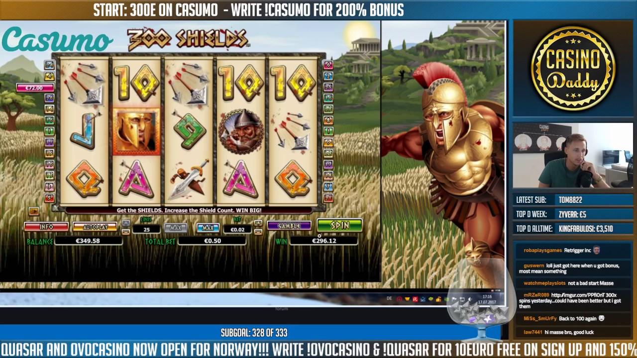 Casino big win 21