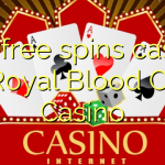 170 free spins casino at Royal Blood Club Casino