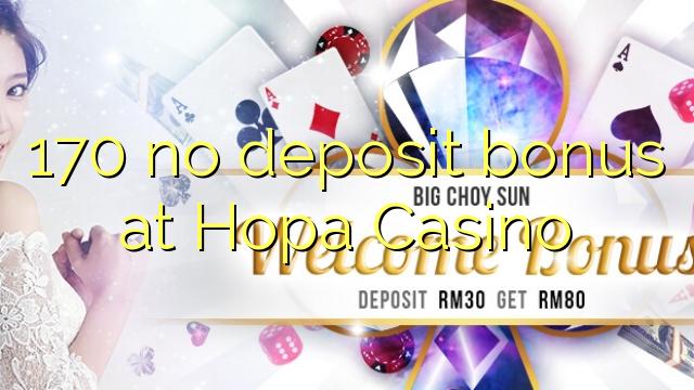 hopa casino no deposit bonus code 2019