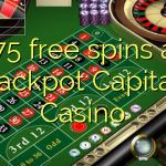 175 free spins at Jackpot Capital Casino