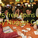 175 free spins at Lucky Nugget Casino