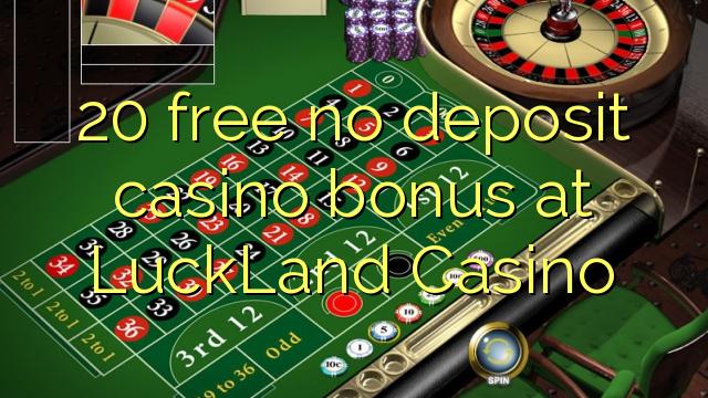 luckland casino no deposit bonus