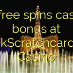 20 free spins casino bonus at OkScratchcards Casino