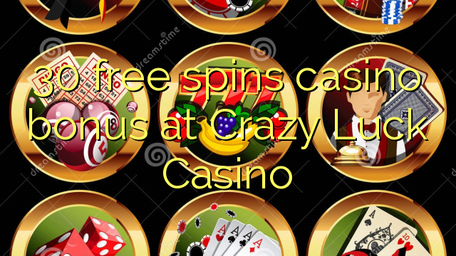 crazy luck casino bonus codes