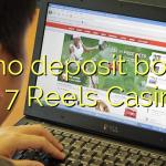 30 no deposit bonus at 7 Reels Casino