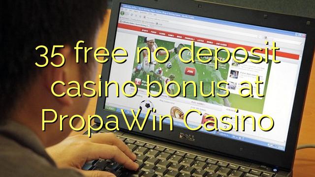 propawin casino no deposit bonus code