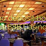 35 no deposit bonus at 888 Casino