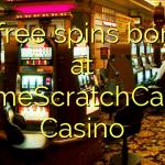 45 free spins bonus at PrimeScratchCards Casino