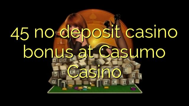 casumo casino no deposit bonus code