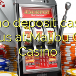 45 no deposit casino bonus at Malibu Club Casino