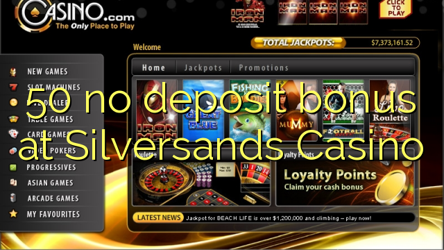 silversands casino bonus codes  2019