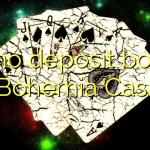 60 no deposit bonus at Bohemia Casino