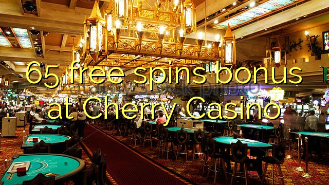 bonus code cherry casino