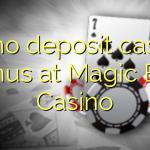 65 no deposit casino bonus at Magic Box Casino