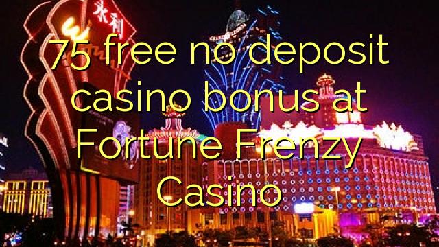 online casino no deposit bonus fortune online
