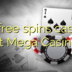75 free spins casino at Mega Casino