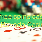 80 free spins casino at Bovada Casino