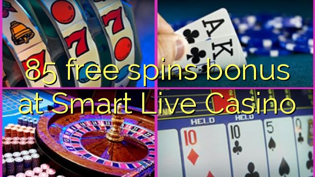 smart live casino bonus
