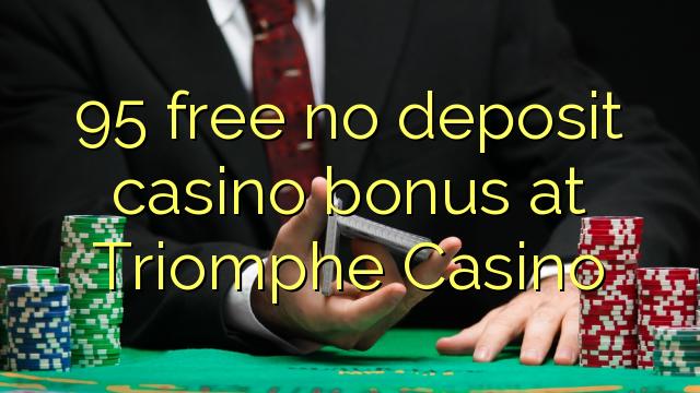 triomphe casino no deposit bonus