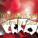 95 free spins casino at Betrally Casino
