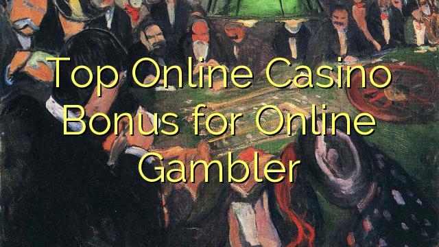 Bonus Casino Online Terbaik untuk Penjudi Online