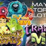 May 2017 Top Slots  Here's a look at the top slots in May 2017 (by spins):