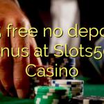125 free no deposit bonus at Slots500 Casino