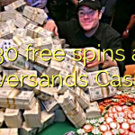 130 free spins at Silversands Casino
