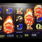 "initially express ! CASH BULL .25c Slot appliance ""Double profit"" San Manuel Casino"