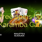 155 free spins bonus at Karamba Casino