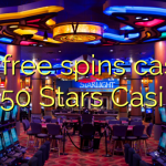 160 free spins casino at 50 Stars Casino