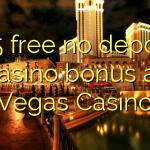 165 free no deposit casino bonus at Vegas Casino