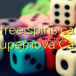 170 free spins casino at Supernova Casino
