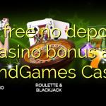 20 free no deposit casino bonus at GrandGames Casino