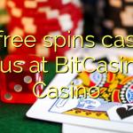 20 free spins casino bonus at BitCasino.io Casino