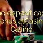 25 no deposit casino bonus atCasino Casino