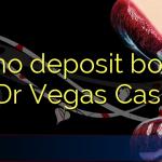30 no deposit bonus at Dr Vegas Casino