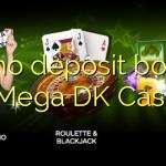 30 no deposit bonus at Mega DK Casino
