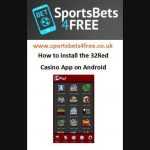 How to install the 32Red Mobile Casino App