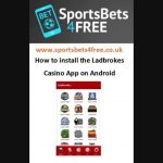 How to install the Ladbrokes Mobile Casino App
