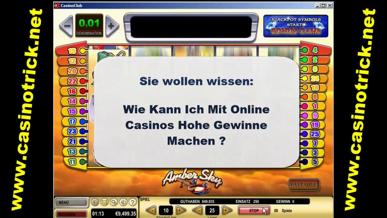 casino slot online english  gewinne