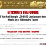 Bitcoin Miracle – convert $15 Into $10,000 With ZERO art