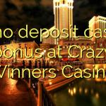 55 no deposit casino bonus at Crazy Winners Casino
