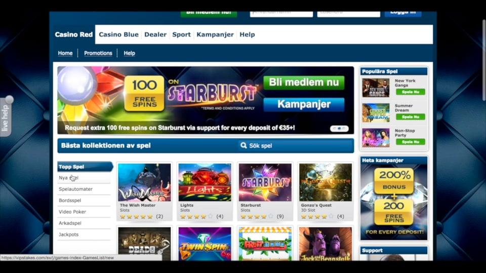 svenska online casino sinderella