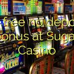 60 free no deposit bonus at Sugar Casino