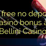 65 free no deposit casino bonus at Bellini Casino