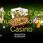 70 no deposit casino bonus at Goldbet Casino