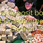 80 no deposit bonus at GrandGames Casino